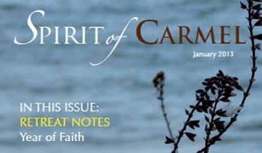Spirit of Carmel 2013
