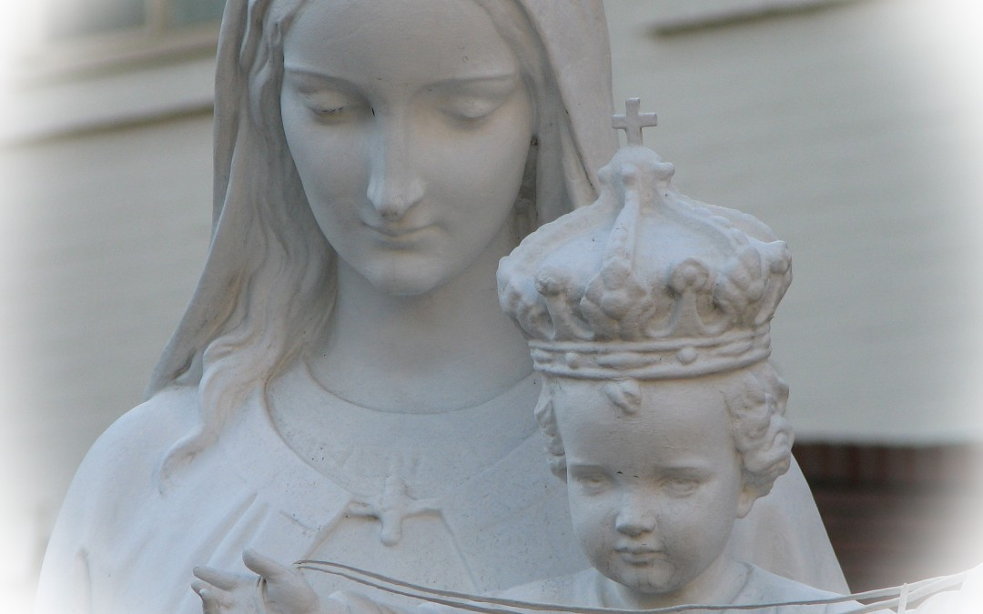 How Can I Have a Relationship With Mary?