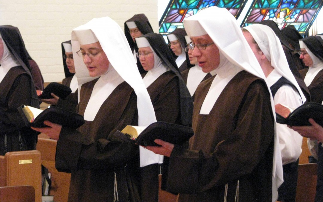 Receive the Holy Habit of Carmel