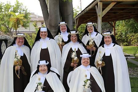 Carmelite Jubille Group 2013