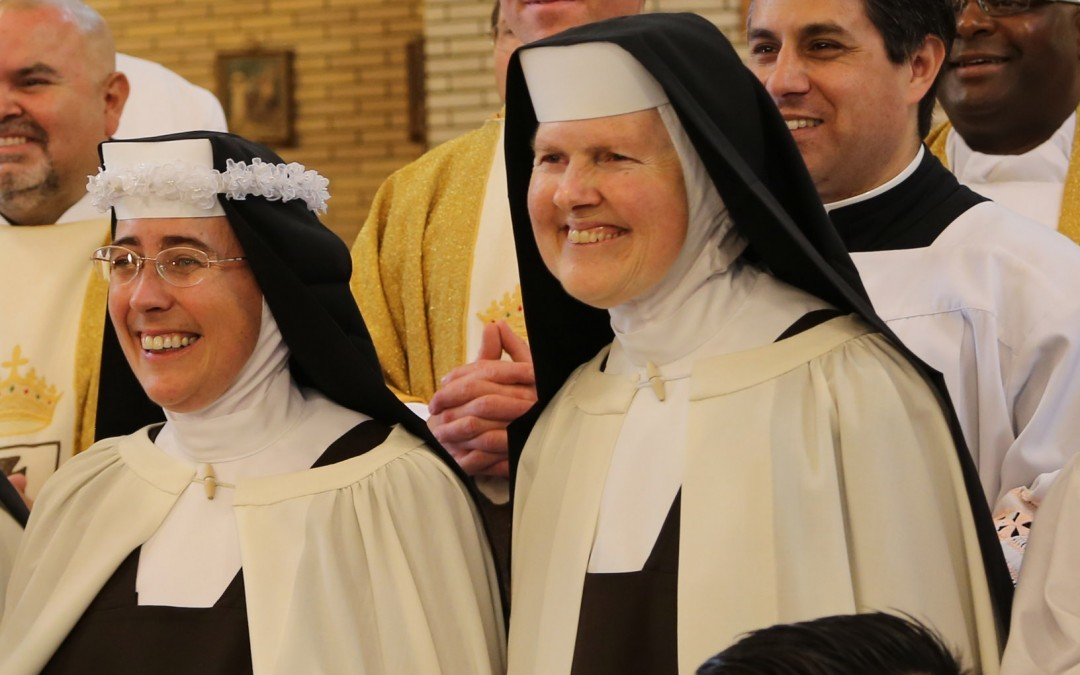 Carmelite Sisters Final Profession