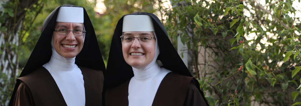 Reflections from our Newly Professed Sisters