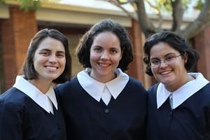 Three Postulants