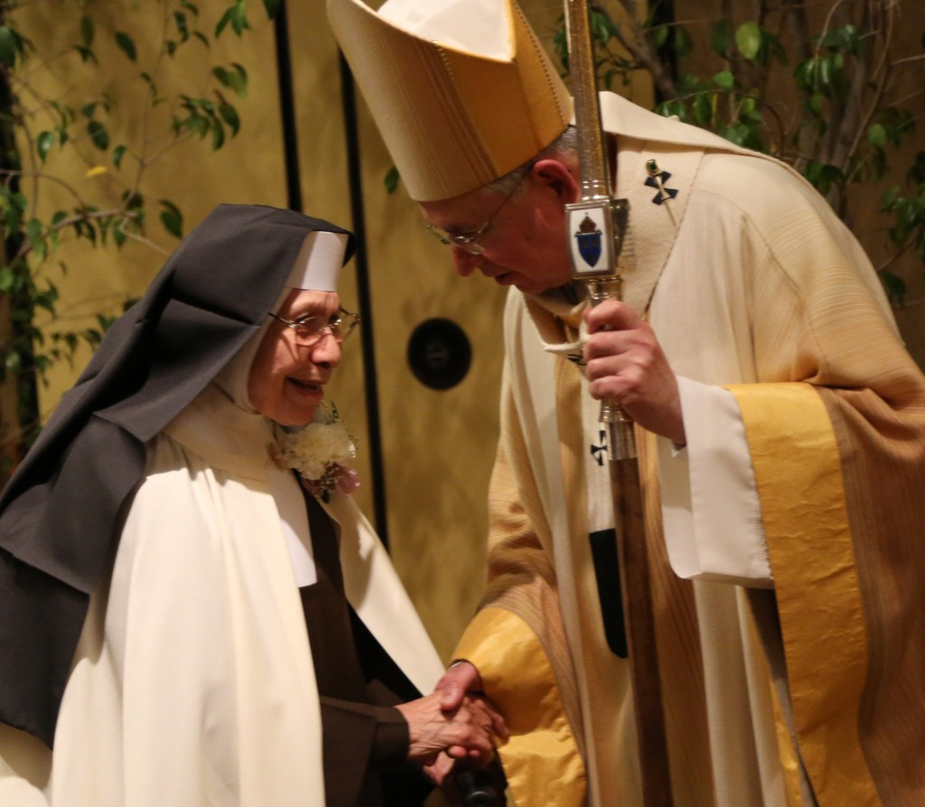 Sister Patrocinio Jubilee