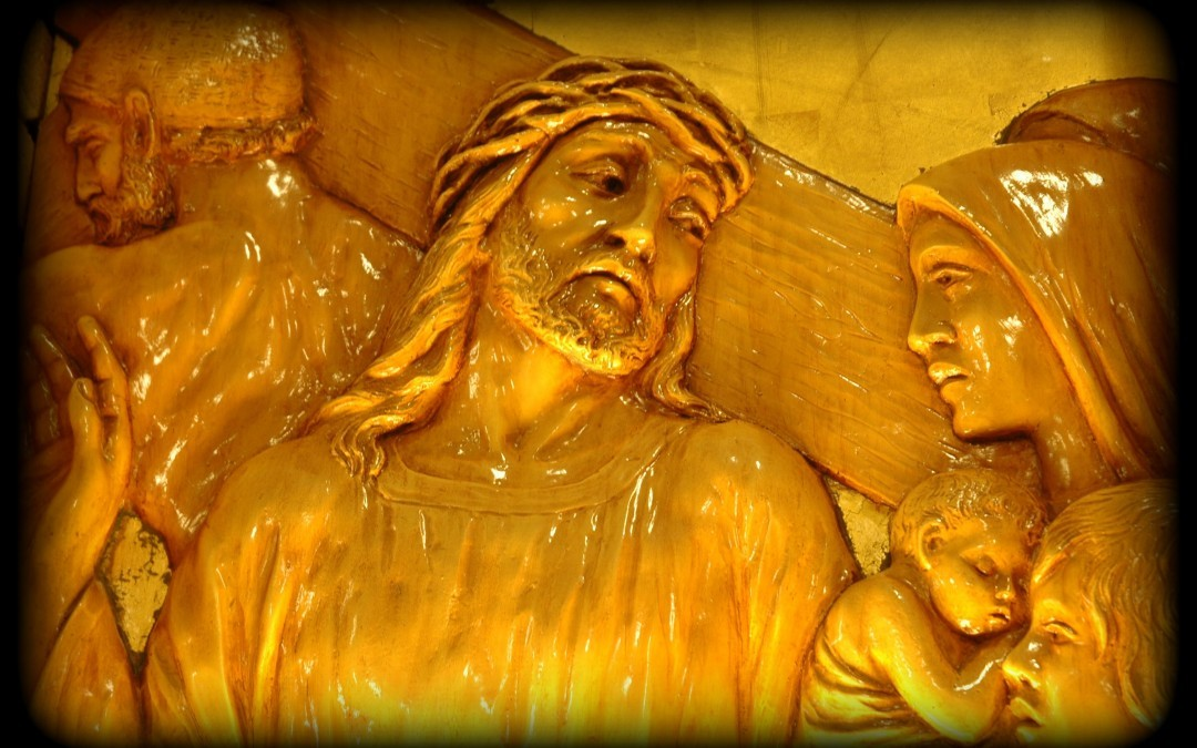 Rich Contributions…Our Elders Reflect on the Stations of the Cross
