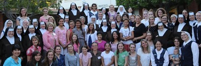 Carmelite Sisters Young Women