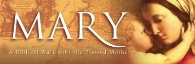 Dr. Sri's Marian Bible Study |Tuesdays May – June 2014