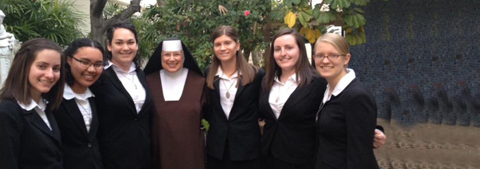Carmelite Candidates