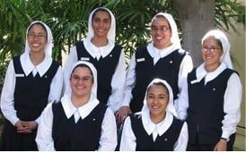 He Shall Call You By a New Name…Reception Into the Novitiate | July 2014