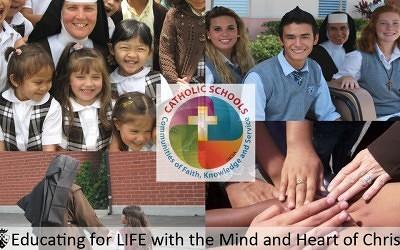 Celebrating Catholic Schools Week – The Rose