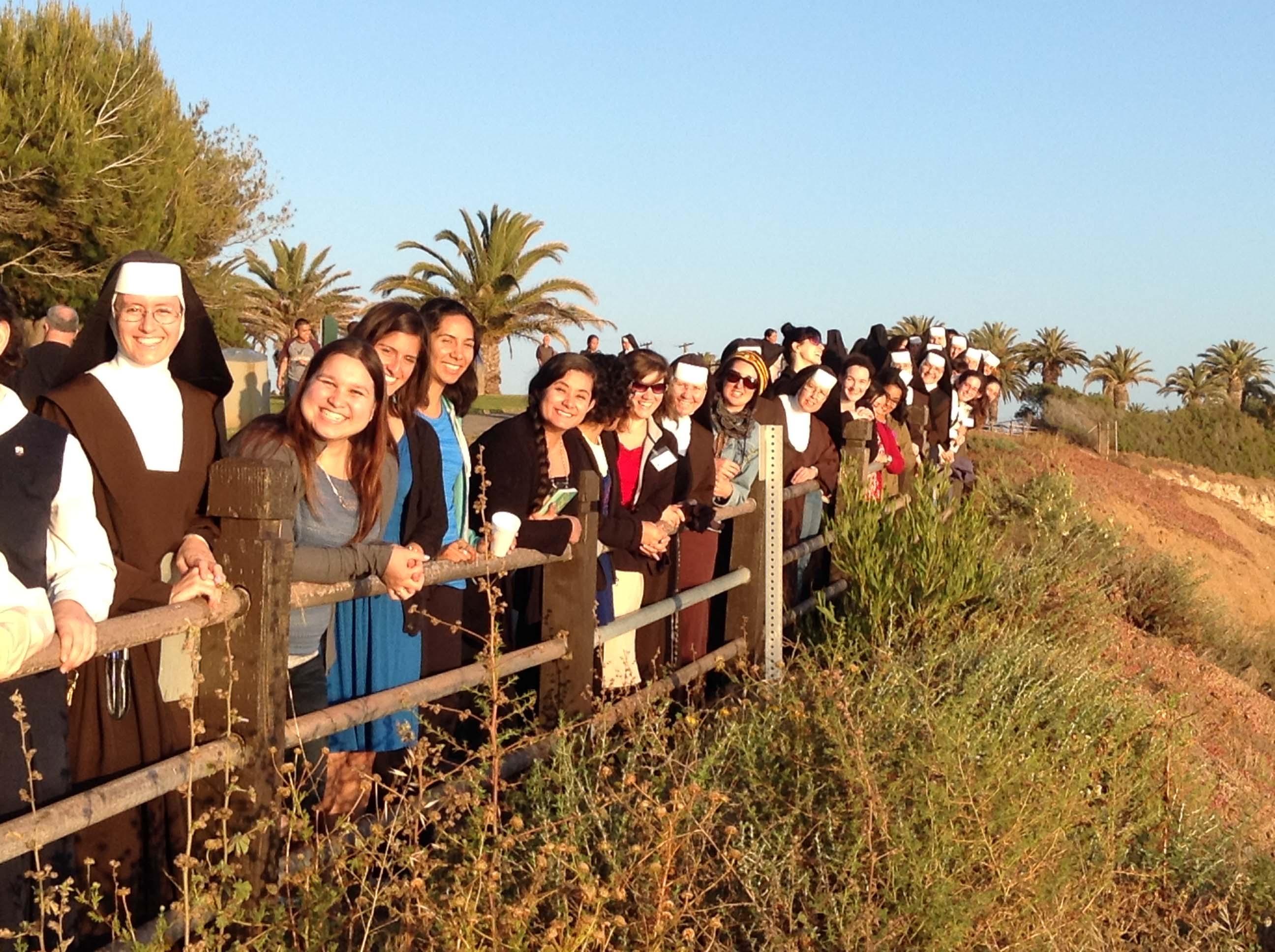 Carmelite Sisters Handmaidens Trip