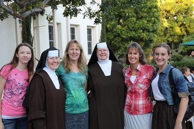 Sisters at Retreat House