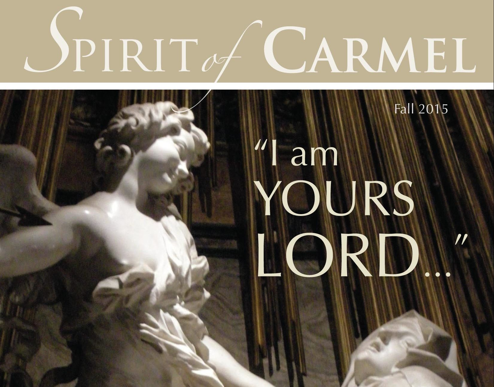 Spirit of Carmel | Fall 2015