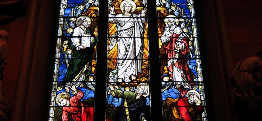 Transfiguration and Religious Life
