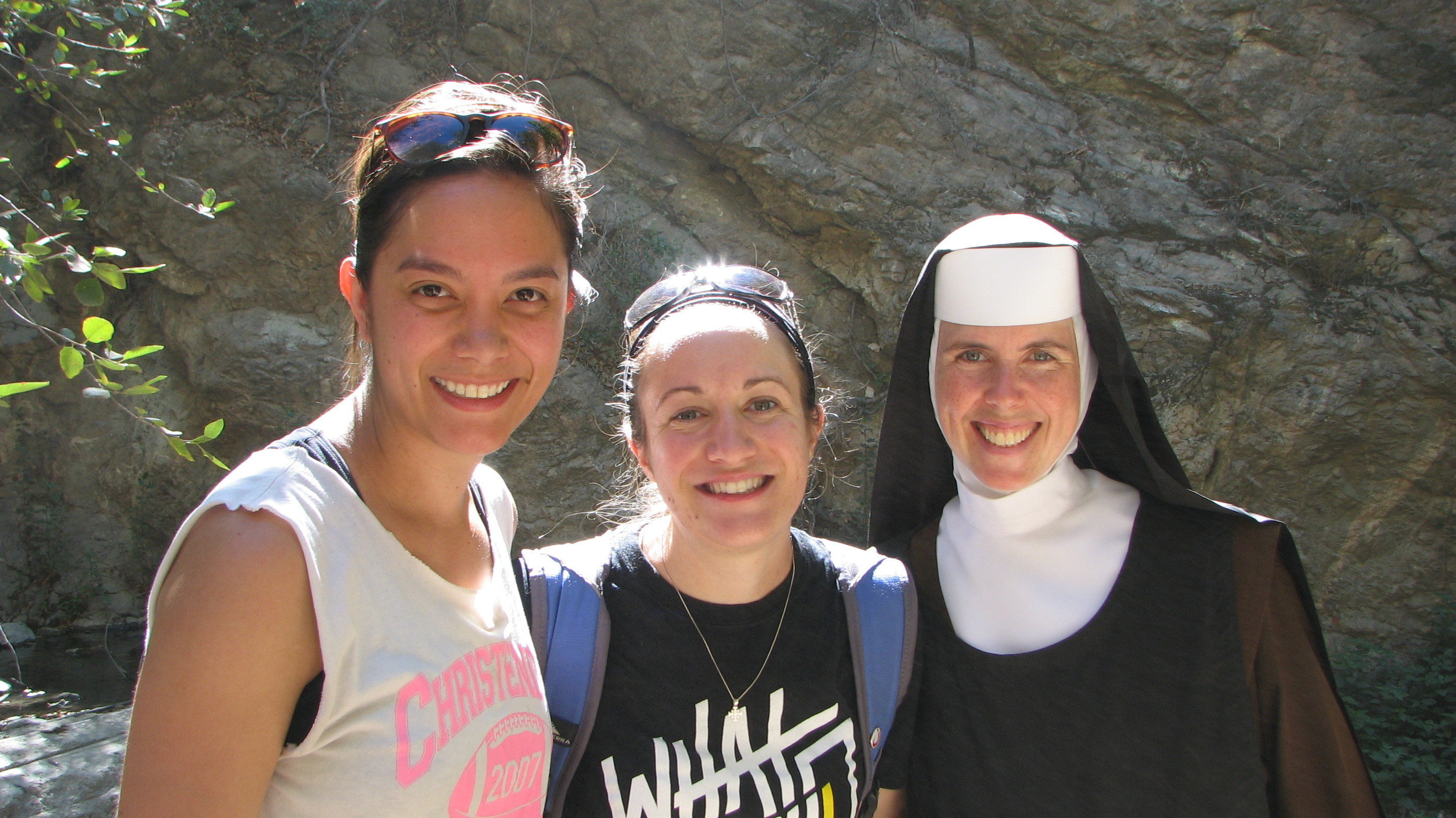 Carmelite Sisters Vocation Hike
