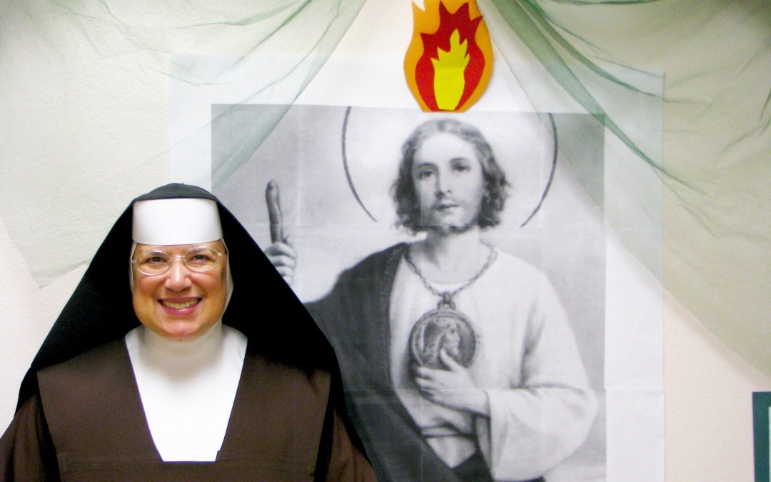 Mother Judith's Feast Day