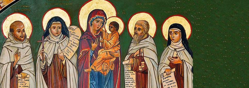 The Feast of All Carmelite Saints Novena