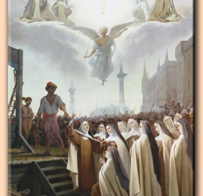Feast of All Carmelite Saints ~ Novena Day 5