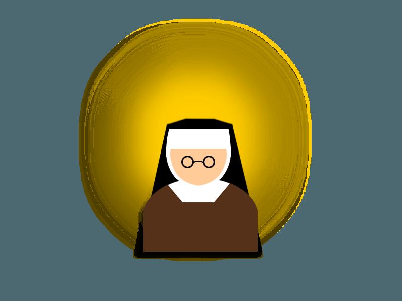 Mother Luisita icon