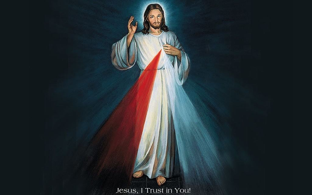 The Divine Mercy Challenge | Carmelite Sisters of the Most Sacred Heart of  Los Angeles