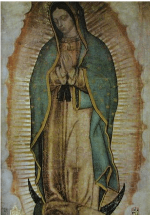Our Merciful Mother — Our Lady of Guadalupe