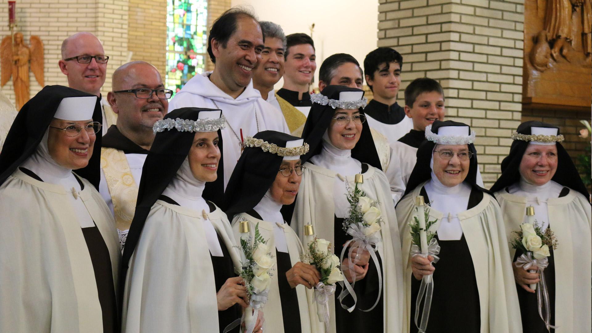 Carmelite Sisters Jubilee 2010