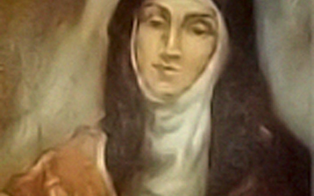 Novena – Day 1 | Blessed Anne of Saint Bartholomew