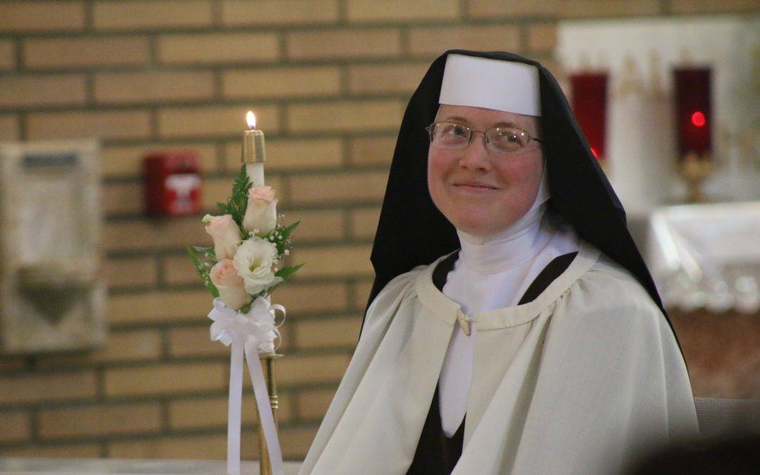 Final Profession | Sister Teresa of St. Augustine, O.C.D