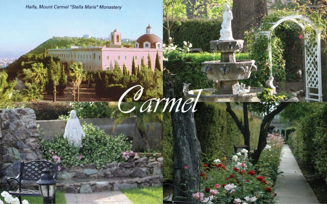 Where in the World Is Carmel?