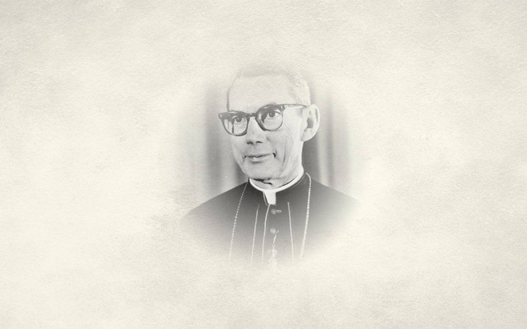 Cardinal Timothy Manning, Co-Founder of the Carmelite Sisters of the Most Sacred Heart of Los Angeles