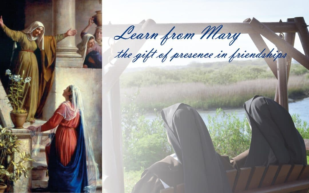 Authentic Friendship-Learning From Mary