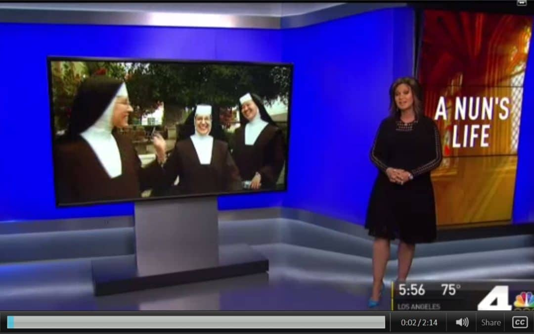 Carmelite Sisters Featured on NBC4