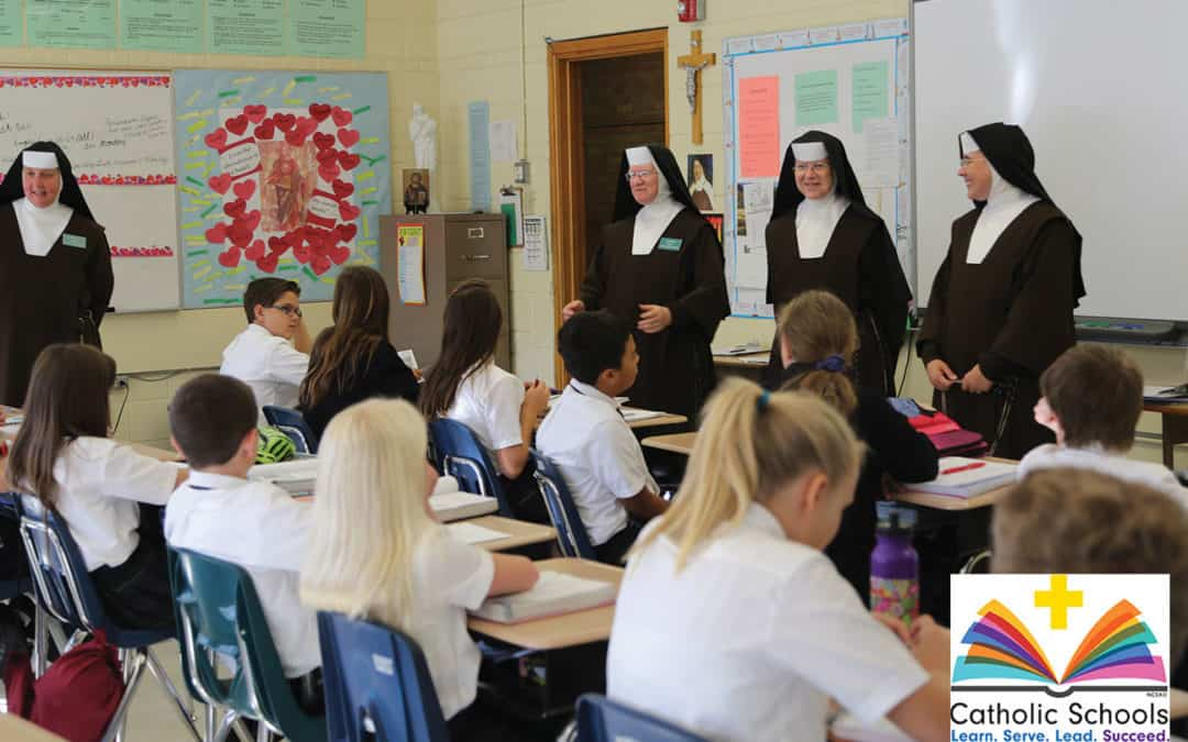 Celebrating Catholic Schools Week | I Do Believe in God