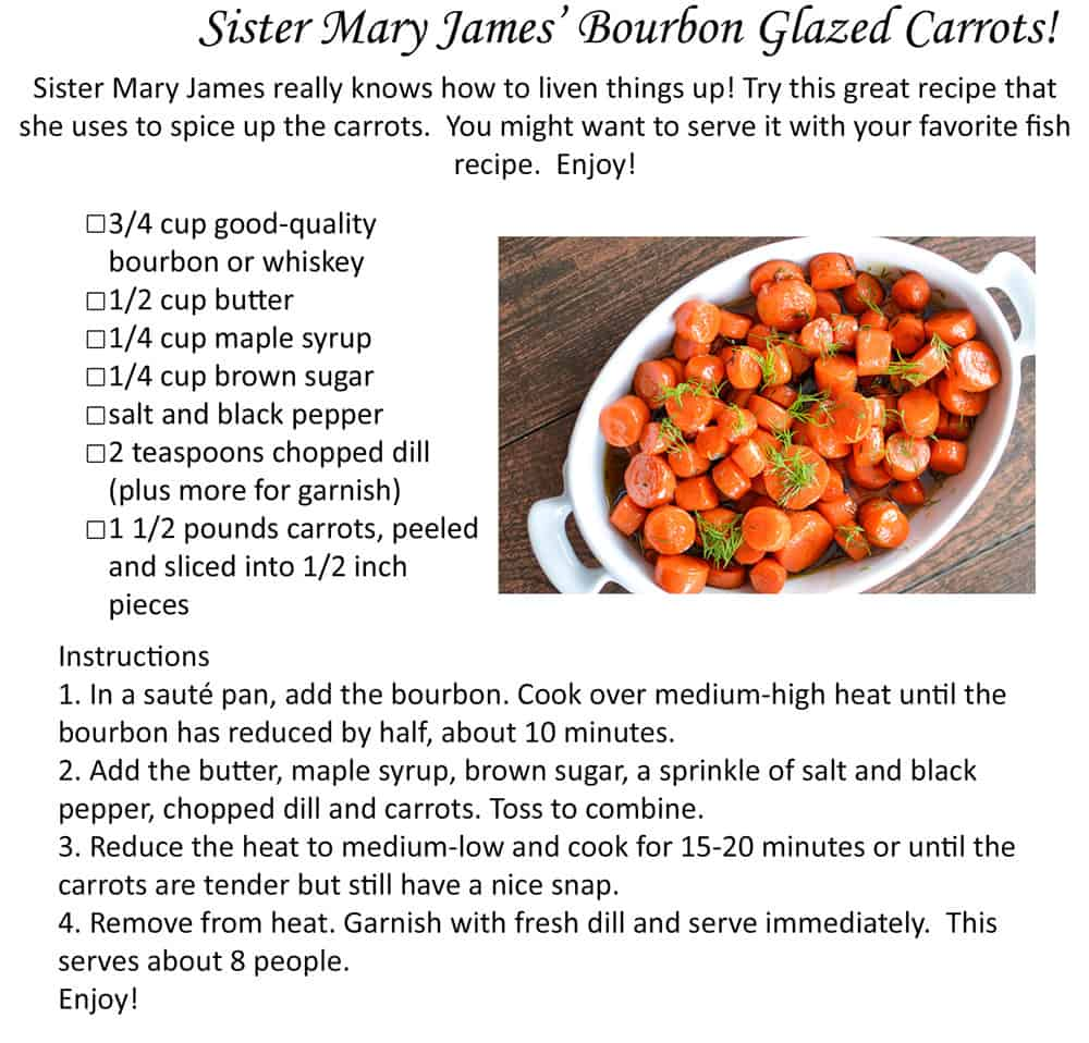 Recipe Repository | Carmelite Sisters of the Most Sacred Heart of