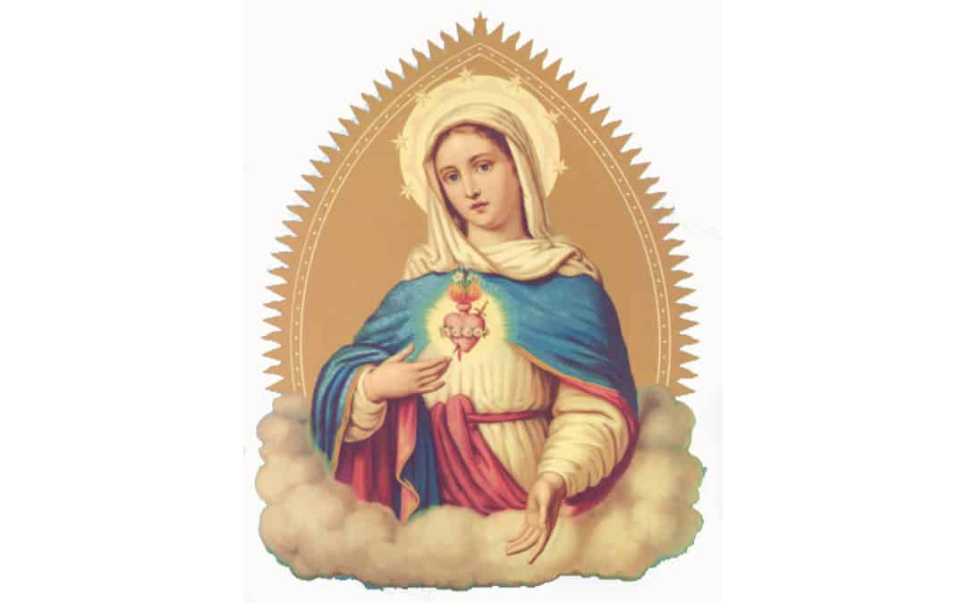 O Sweet Heart of Mary, I Love You!