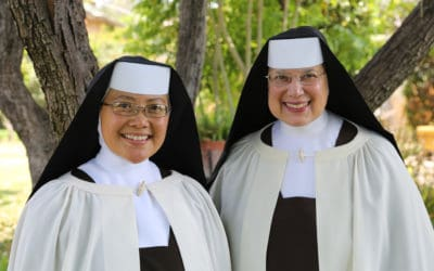 Final Profession of Sr Meredith of Christ Crucified