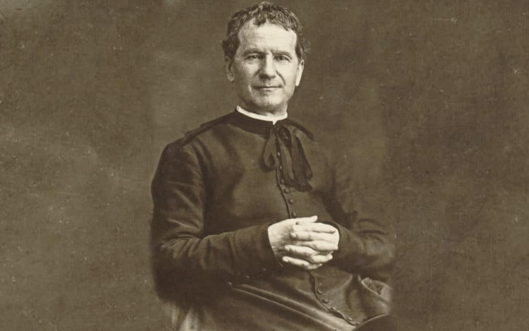 Tips from St. John Bosco for a Great School Year