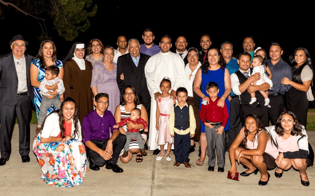 A Family of Vocations