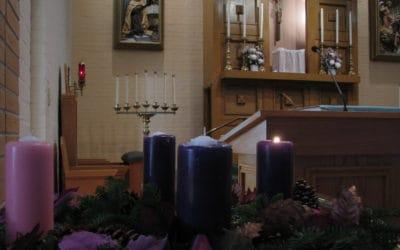 'Tis the Season for Advent