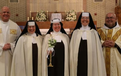 Final Profession of Sister Marie Andre of the Holy Family