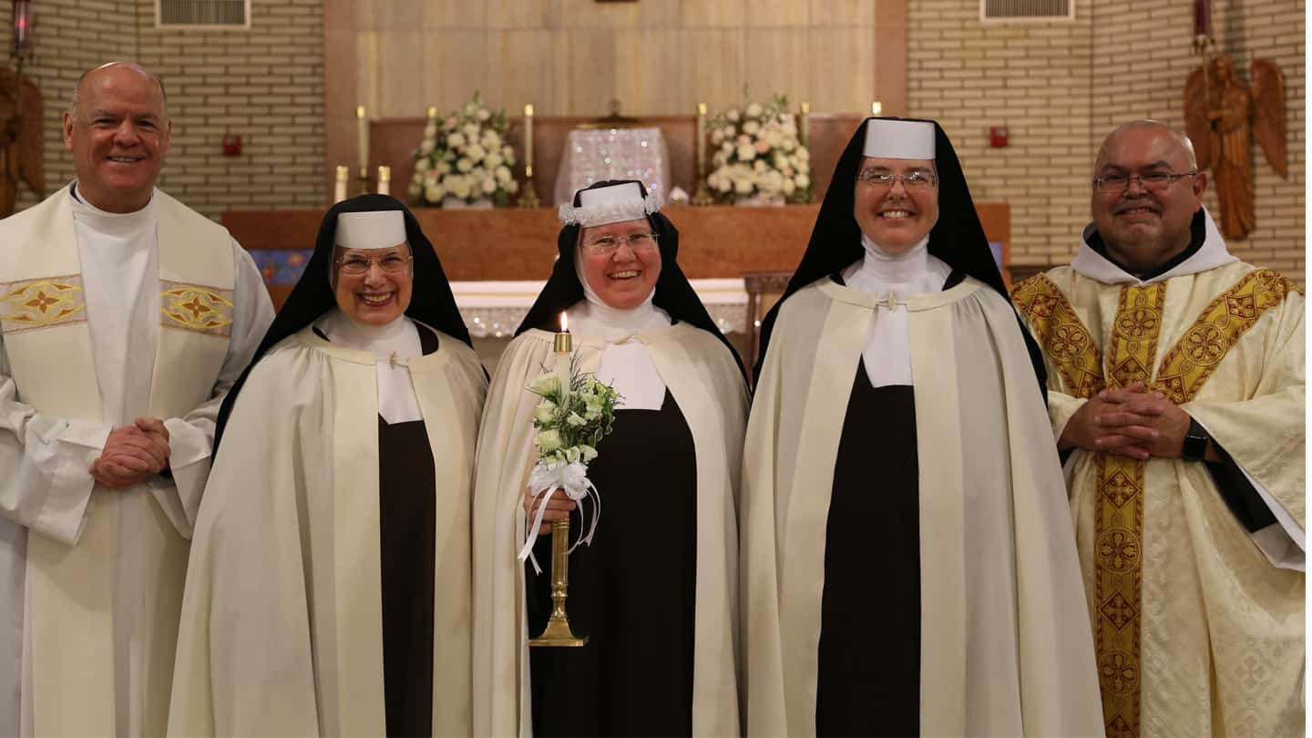 Sister Marie Andre and Family