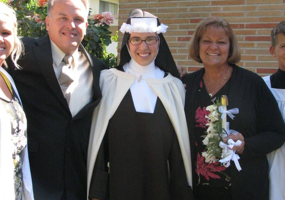 Vocation | Sr. Teresa Margaret