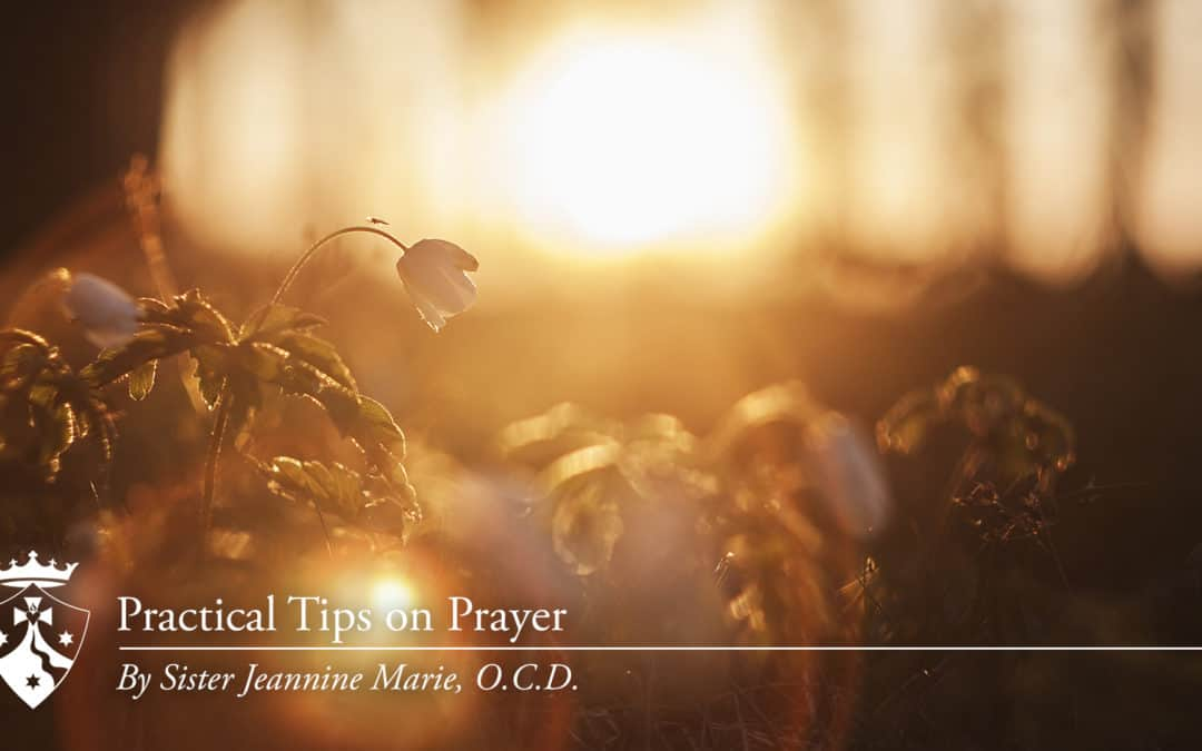 Practical Tips on Prayer