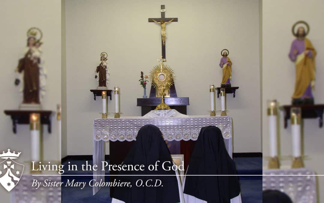 Living in the Presence of God