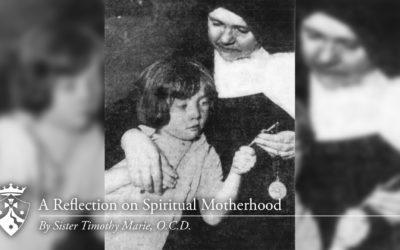 A Reflection on Spiritual Motherhood