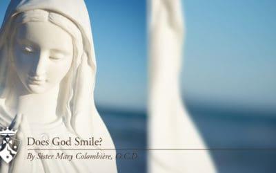 Does God Smile?