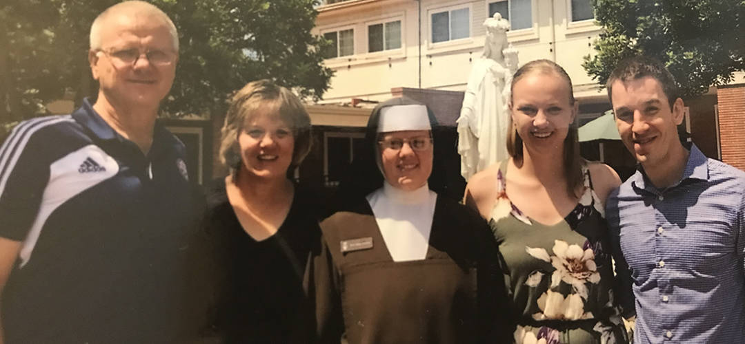 Final Profession of Sister Joseph Francesca of St. Teresa, O.C.D.