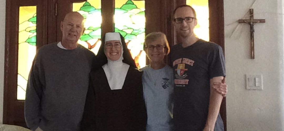 Final Profession of Sister Laetitia Therese of Divine Mercy, O.C.D.