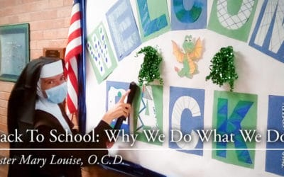 Back to School: Why We Do What We Do