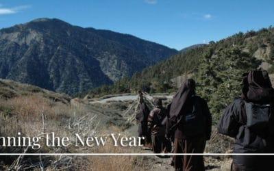 Beginning the New Year